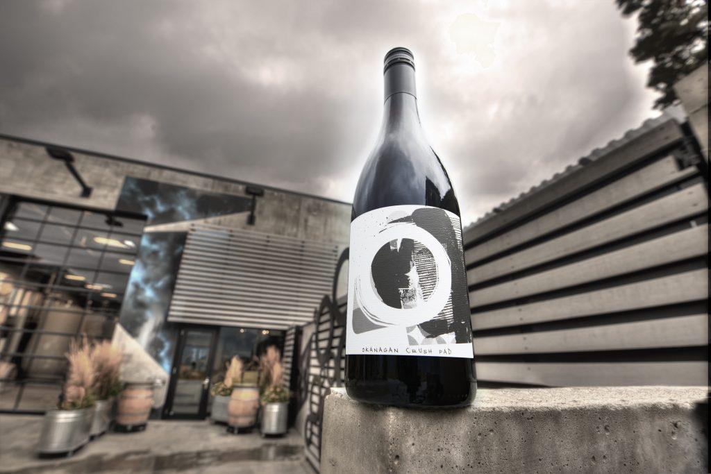 Narrative Wine at Okanagan Crush Pad Winery