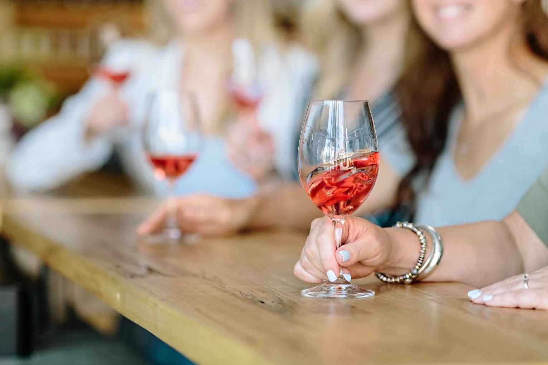 wine tasting rose best organic wine charcuterie pairings