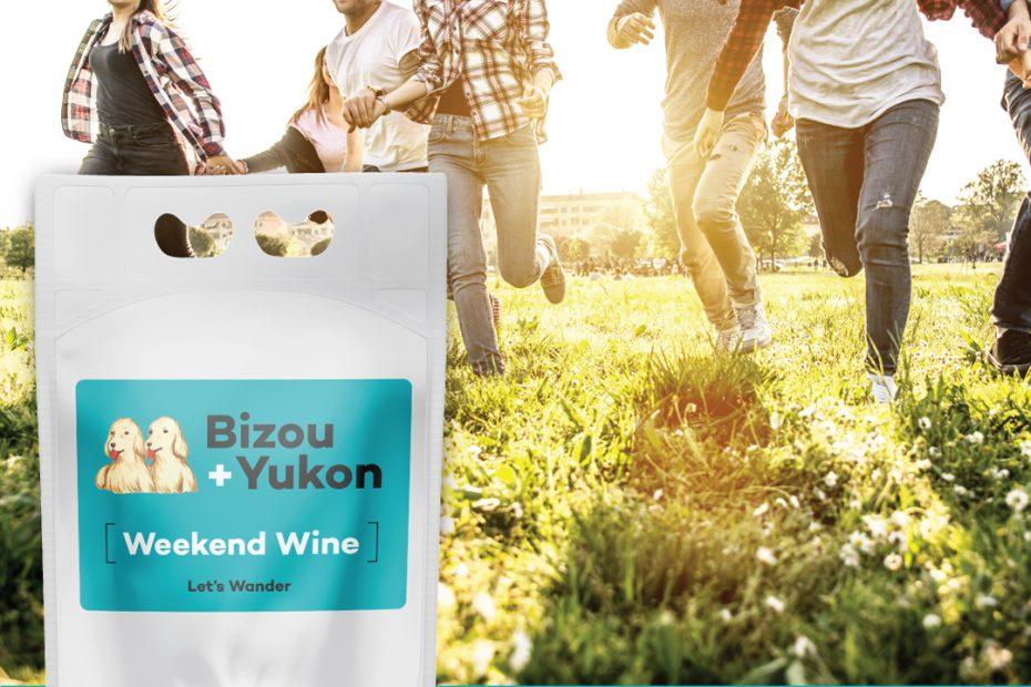 Bizou + Yukon weekend wine